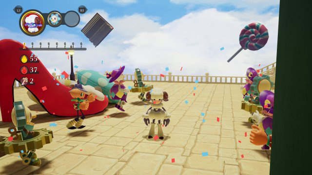 Screenshot - Balan Wonderworld (PlayStation5) 92638654
