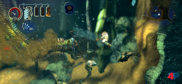 Screenshot - Shineskai: Into the Depths (Switch)