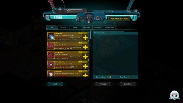 Screenshot - Shadowrun Returns (PC) 92465722