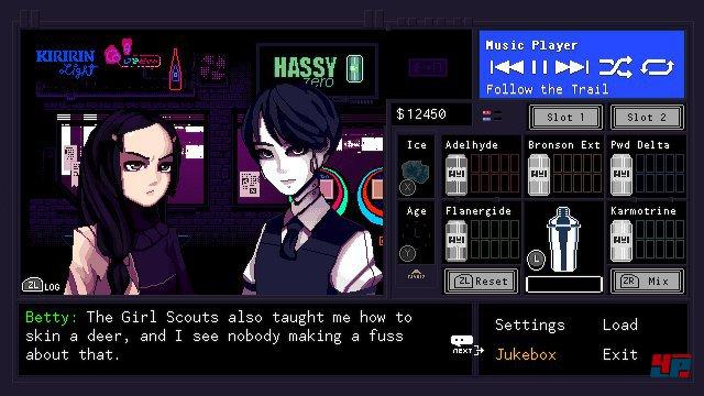 Screenshot - VA-11 Hall-A: Cyberpunk Bartender Action (Switch) 92588266