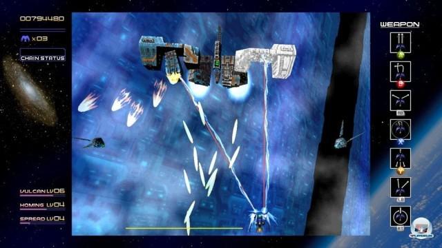 Screenshot - Radiant Silvergun (360) 2234607