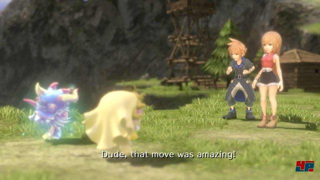 Screenshot - World of Final Fantasy (PlayStation4) 92514113