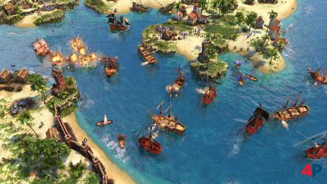 Screenshot - Age of Empires 3: Definitive Edition (PC)