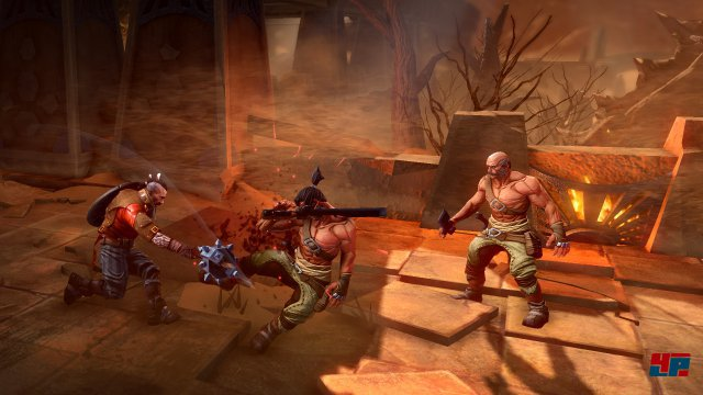 Screenshot - Hand of Fate (PC)