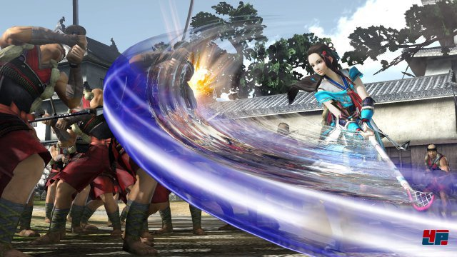 Screenshot - Samurai Warriors 4-2 (PC) 92513204