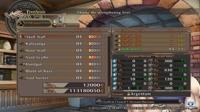 Screenshot - Agarest: Generations of War 2 (PlayStation3) 92403112