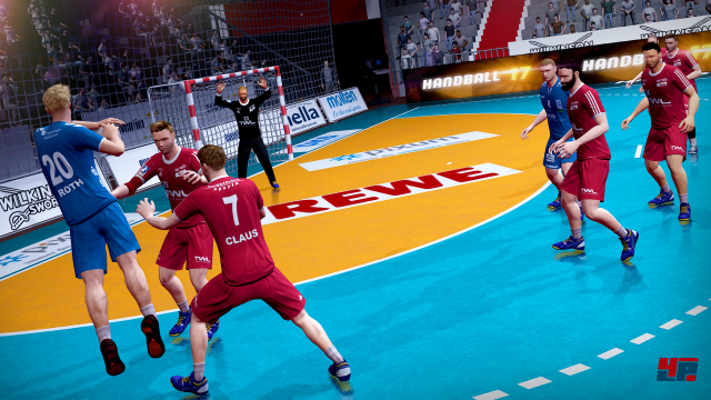 Screenshot - Handball 17 (PC)