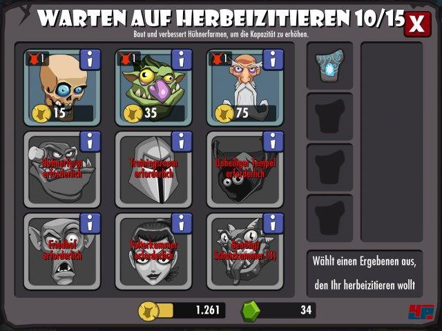 Screenshot - Dungeon Keeper (iPad) 92476585