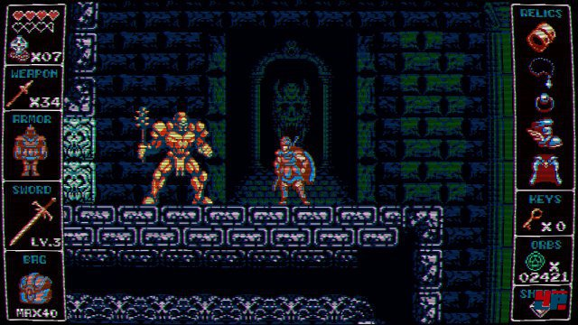 Screenshot - Odallus: The Dark Call (PC) 92580803