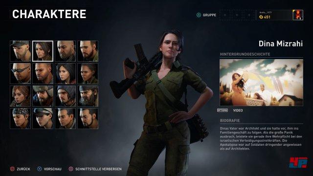 Screenshot - World War Z (PS4)