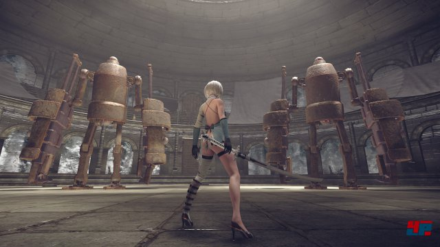 Screenshot - NieR: Automata - 3C3C1D119440927 (PC)