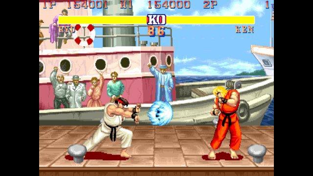 Screenshot - Capcom Arcade Stadium (Switch) 92630937