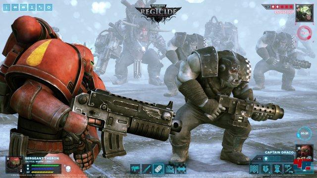 Screenshot - Warhammer 40.000: Regicide (PC)