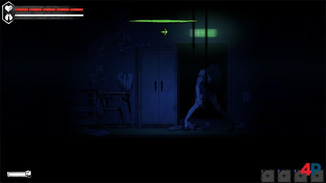 Screenshot - The Coma 2: Vicious Sisters (PC)