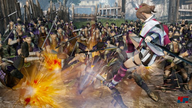 Screenshot - Samurai Warriors 4 (PlayStation4) 92492923