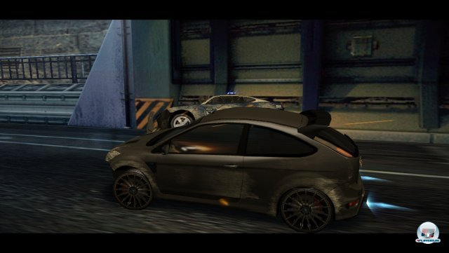 Screenshot - Need for Speed: Most Wanted (iPhone) 92418187