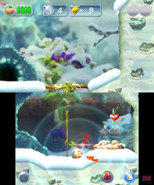 Screenshot - Hey! Pikmin (3DS) 92550129