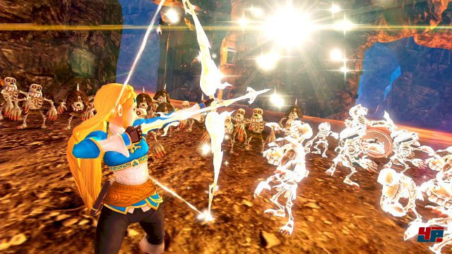 Screenshot - Hyrule Warriors (Switch)
