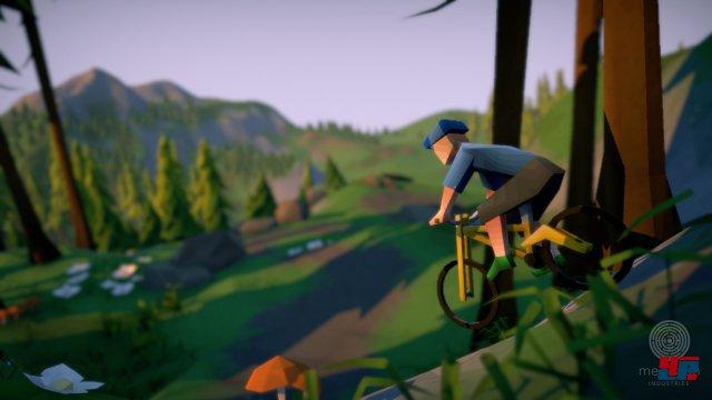 Screenshot - Lonely Mountains: Downhill (Linux) 92554375