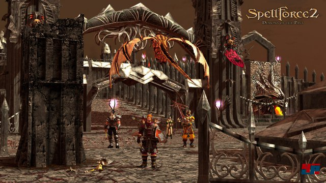 Screenshot - SpellForce 2: Demons of the Past (PC) 92475683