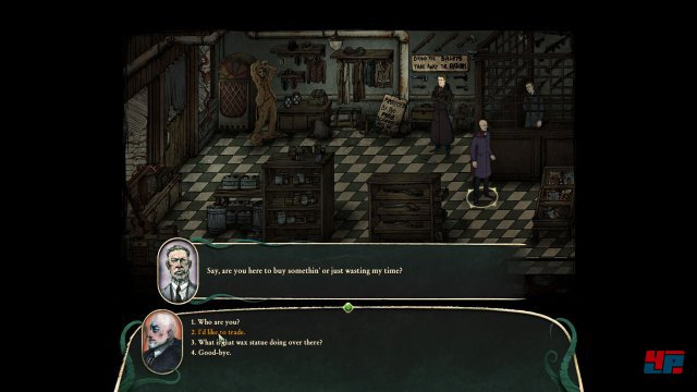 Screenshot - Stygian: Reign of the Old Ones (PC) 92570361