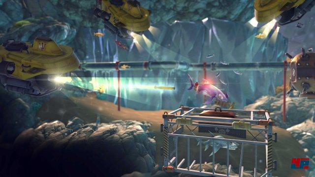 Screenshot - Hungry Shark World (PS4) 92569364