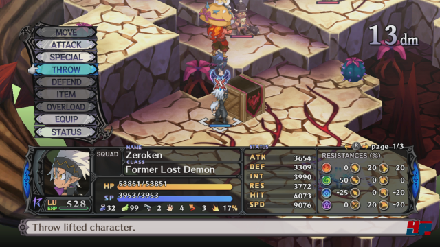 Screenshot - Disgaea 5: Alliance of Vengeance (Switch) 92543831