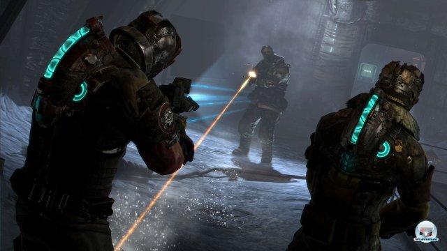 Diesmal steigt ein Koop-Partner am letzten Checkpoint ein - oder wenn der erste Spieler den Löffel abgibt.