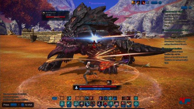 Screenshot - TERA (PS4) 92564168