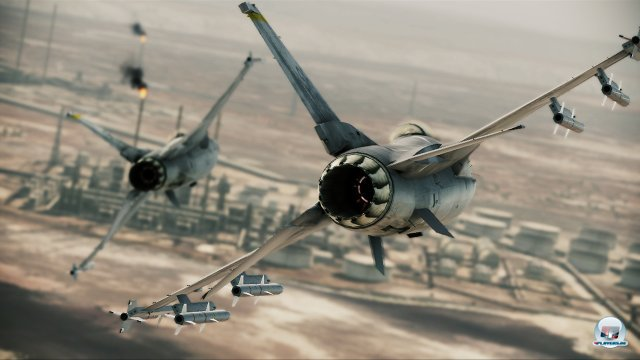 Screenshot - Ace Combat: Assault Horizon (360) 2265357