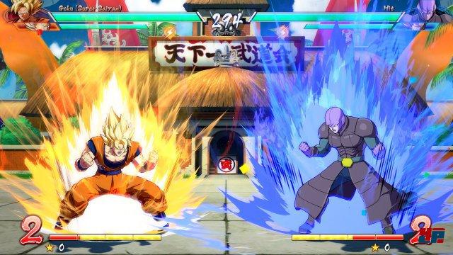 Screenshot - DragonBall FighterZ (PC)