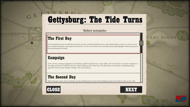 Screenshot - Gettysburg: The Tide Turns (PC) 92550284