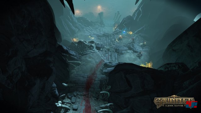Screenshot - Gauntlet  (PlayStation4) 92511967