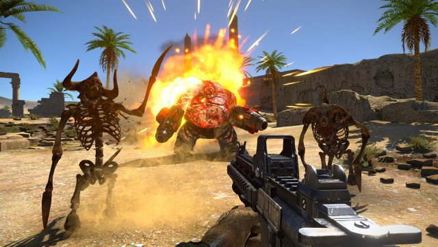 Screenshot - Serious Sam Collection (PS4, Switch, One)
