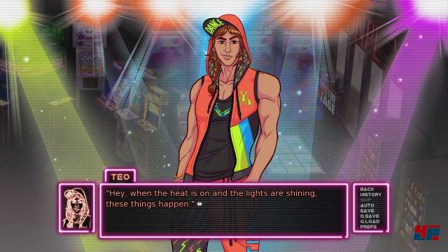 Screenshot - Arcade Spirits (Linux)