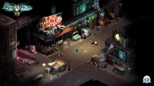 Screenshot - Shadowrun Returns (Android) 92456837