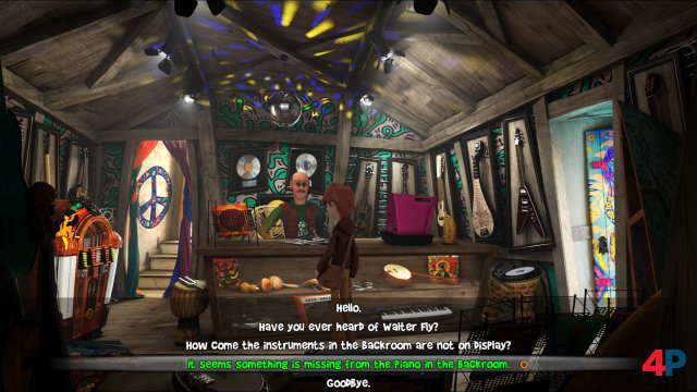 Screenshot - Willy Morgan and the Curse of Bone Town (PC)