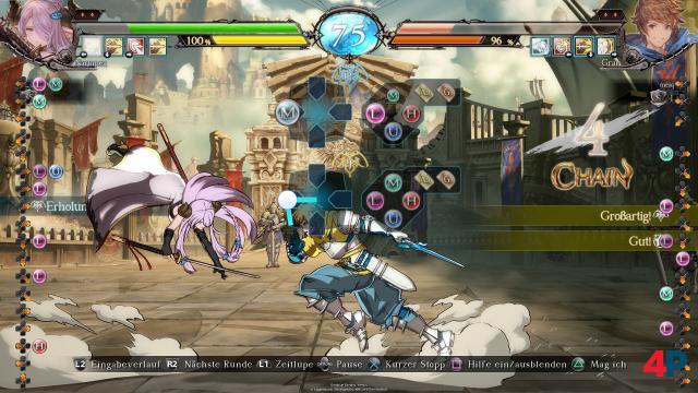 Screenshot - Granblue Fantasy: Versus (PS4) 92610219