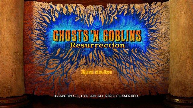 Screenshot - Ghosts 'n Goblins Resurrection (Switch) 92635267