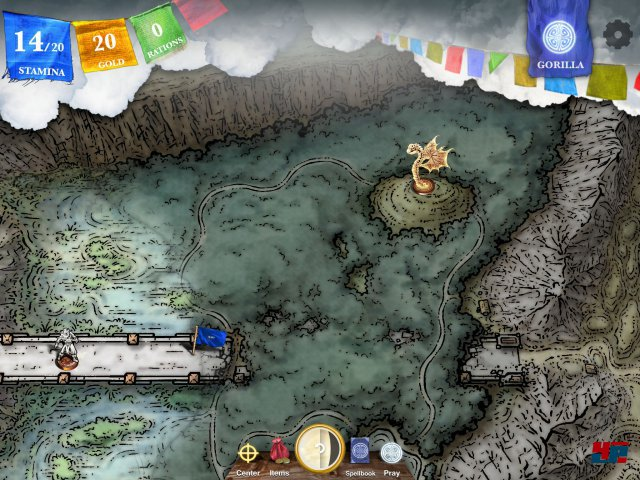 Screenshot - Sorcery! - Teil 3 (iPad) 92503561