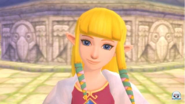 Screenshot - The Legend of Zelda: Skyward Sword (Wii) 2229577