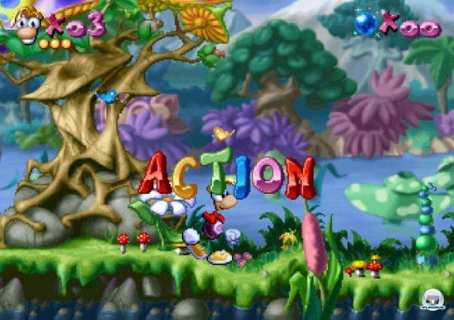Screenshot - Rayman (Klassiker) (PC) 92465264