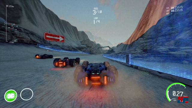 Screenshot - GRIP: Combat Racing (PlayStation4Pro) 92576757