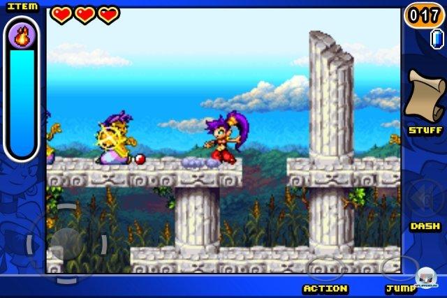 Screenshot - Shantae: Risky's Revenge (iPhone) 2283872