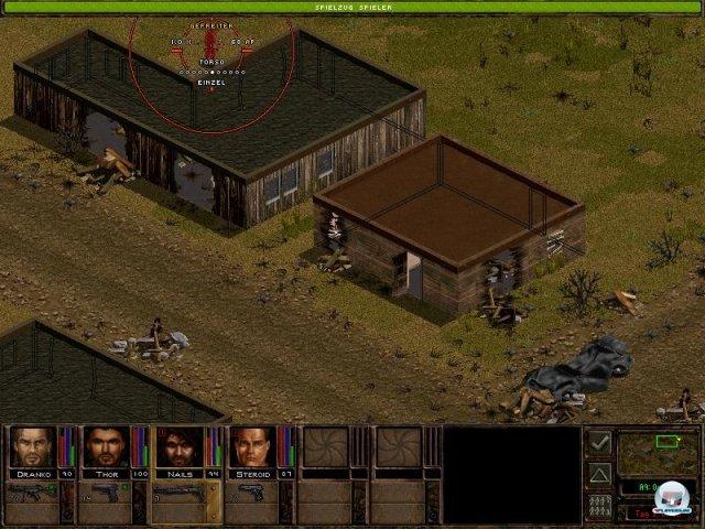 Screenshot - Jagged Alliance 2 (PC) 2258522