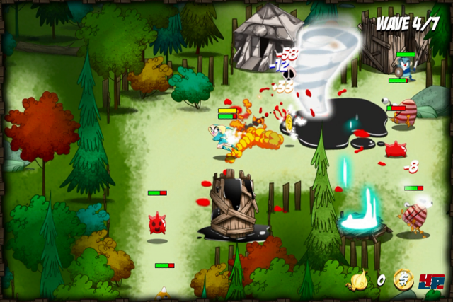 Screenshot - Onion Force (PC) 92518059