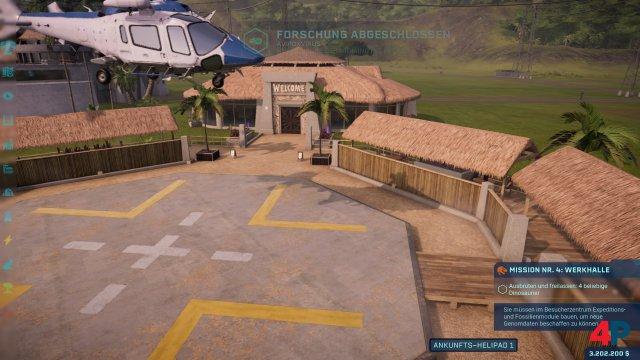 Screenshot - Jurassic World Evolution: Return to Jurassic Park (PC) 92603249
