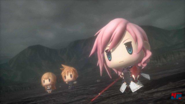 Screenshot - World of Final Fantasy (PlayStation4) 92514109