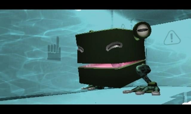 Screenshot - Cubic Ninja (3DS)
