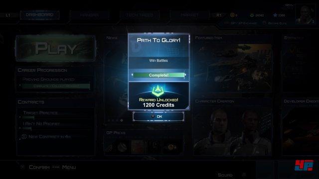 Screenshot - Dreadnought (PS4)